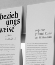 Wittmann – Exhibition design