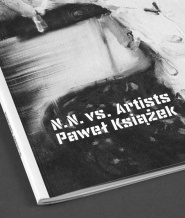 Salzburger Kunstverein – Catalogue Pawel Ksiazek