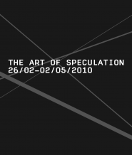 Kunstverein Wolfsburg – The Art of Speculation